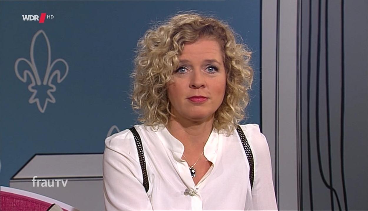 Lisa Ortgies in Frau TV am 05.11.2015 - Bilder bei