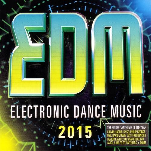 EDM Electronic Dance Music 2015