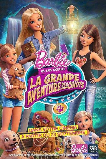 Barbie et ses soeurs La grande aventure des chiots [FRENCH] [DVDRiP]