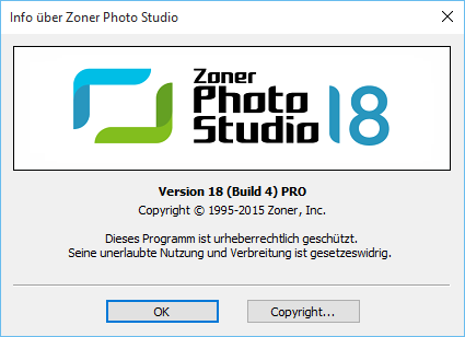 download Zoner Photo Studio PRO 18.0.1.6
