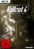 Fallout 4 Deutsche  Texte, Untertitel, Menüs, Videos, Stimmen / Sprachausgabe Cover