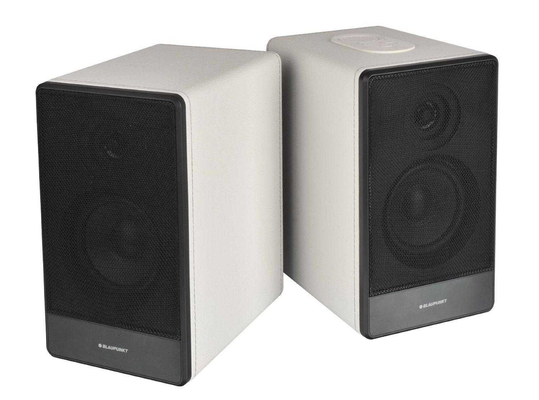 blaupunkt bt 105e wh bluetooth lautsprecher 2 x 40 watt. Black Bedroom Furniture Sets. Home Design Ideas