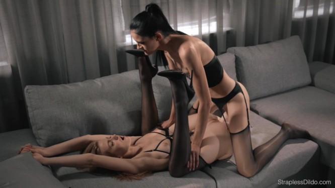 sex aurich strapless dildo
