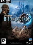 Rise of Legends Deutsche  Texte, Menüs, Stimmen / Sprachausgabe Cover