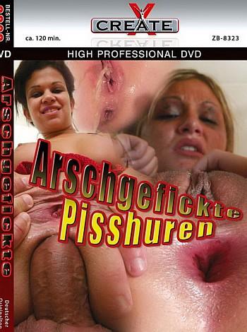 Arschgefickte Pisshuren Cover