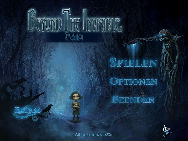 Beyond the Invisible: Evening (Deutsch)