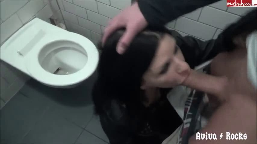 airport blowjob