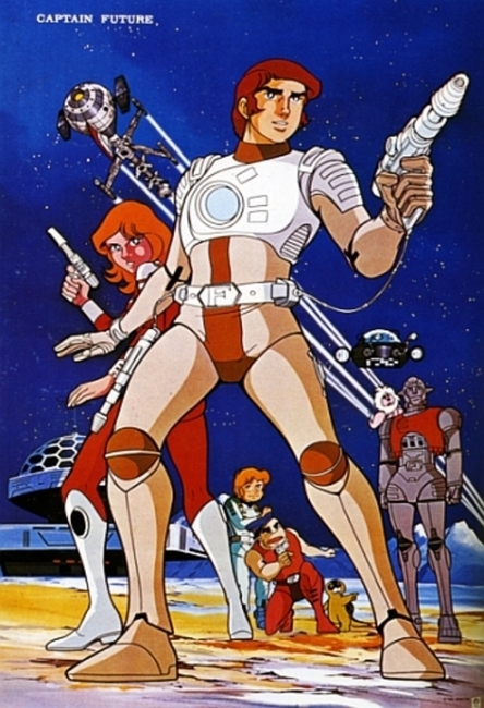 Sj4gjhdq in Captain Future Collection Complete German 1978 ANIME FS DVDRiP Xvid