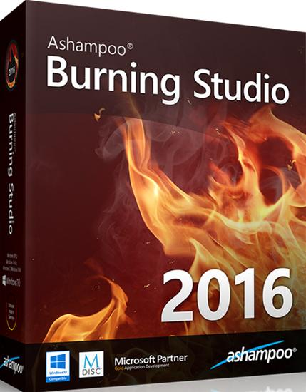 download Ashampoo Burning Studio 2016 v16.0.0.25 Portable