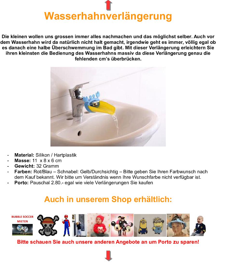 wasserhahnverlängerung für kind & baby in illnau kaufen bei ricardo.ch, Badezimmer ideen
