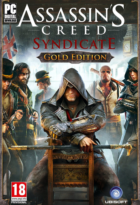Assassins Creed Syndicate Gold Edition MULTi2 – RFT