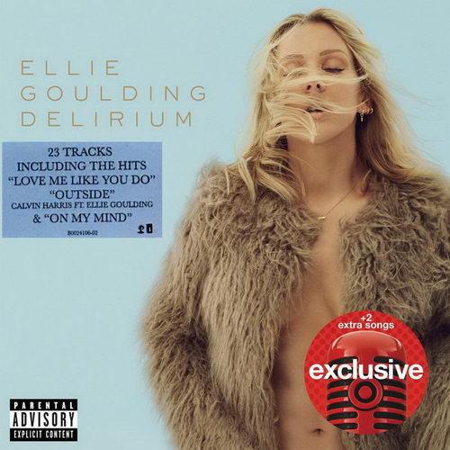 Ellie Goulding - Delirium (Target Deluxe) (2015)