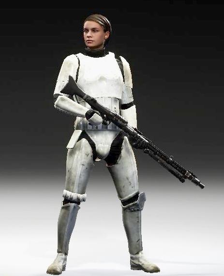 Image  sc 1 st  Heavy Gear Girls & Heavy Gear Girls u2022 View topic - Female Stormtroopers u0026 SW Pilots