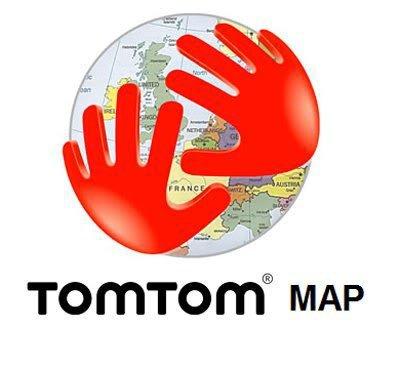 Mapy TomTom (960.xxxx)