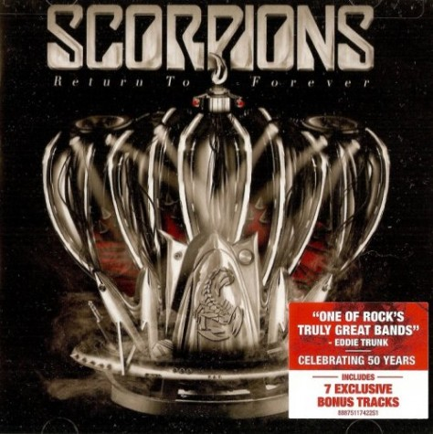 Scorpions - Return To Forever [Sony Legacy Edition] (2015)