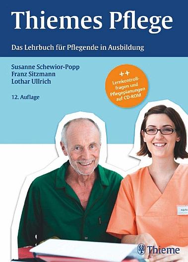 Thiemes Pflege - Das Lehrbuch für Pflegende in Ausbildung