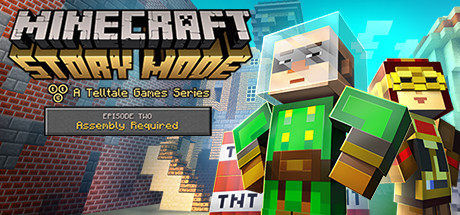 Minecraft Story Mode Episode 3 – CODEX