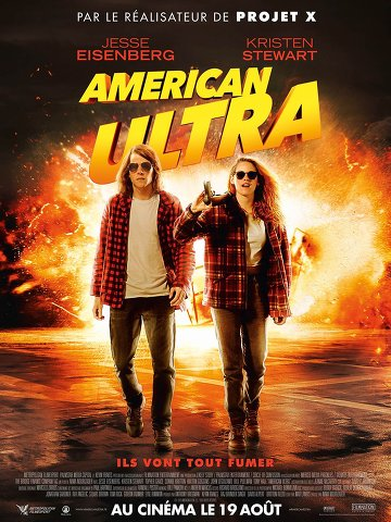 American Ultra 2015 [FRENCH] [BRRiP]