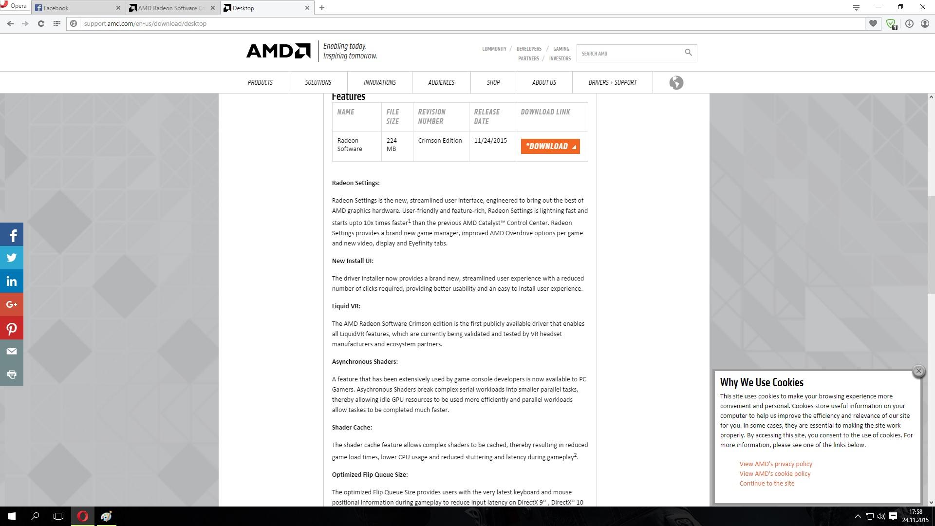 AMD Radeon Software Crimson Edition Driverini YAYINLADI! (performans