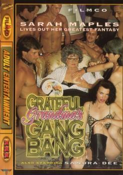 Grateful Grandmas Gang Bang Cover