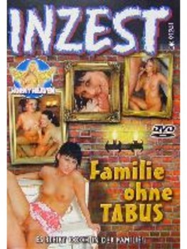 Inzest Eine Familie ohne Tabus (Horny Heaven) Cover