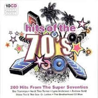 200 Tracks From The Super Seventies (2008)