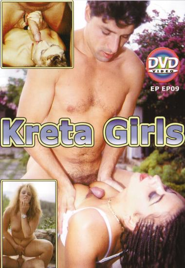 Kreta Girls-Deutsch  Cover