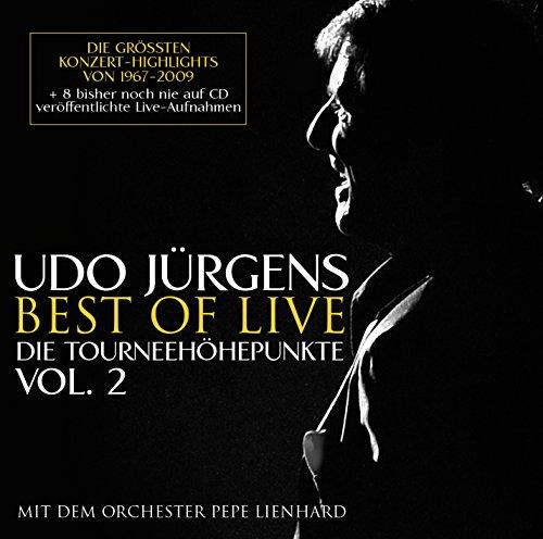 Udo J¬rgens - Best of Live - die Tourneeh¦hepunkte,Vol. 2 (2015)