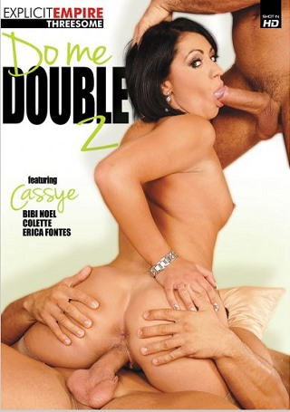 Do Me Double 2 (2015) Cover