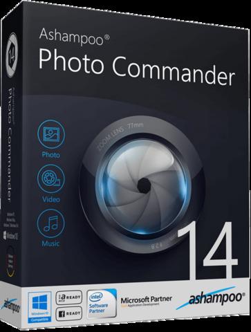 download Ashampoo Photo Commander 14.0.3 Final