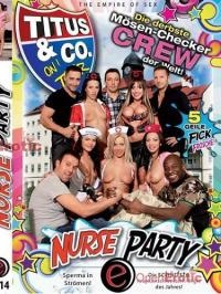 Titus und Con on Tour - Nurse Party  Cover