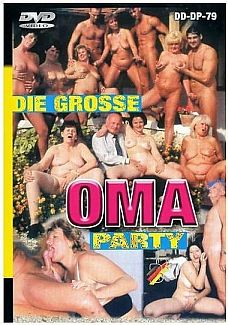 Die Grosse Oma Party Cover