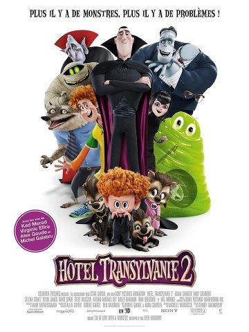 Hôtel Transylvanie 2 TRUEFRENCH MD WEBRiP