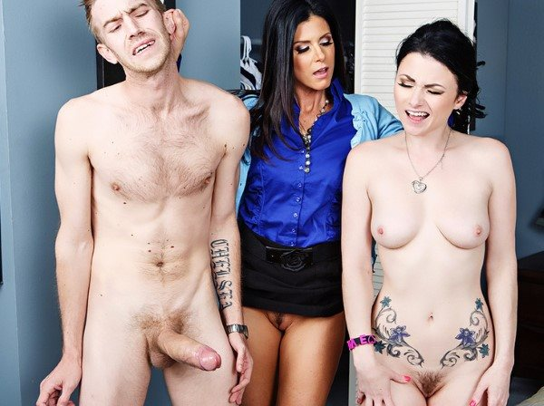 India Summer, Veruca James - Anal Lessons From A Milf Cover
