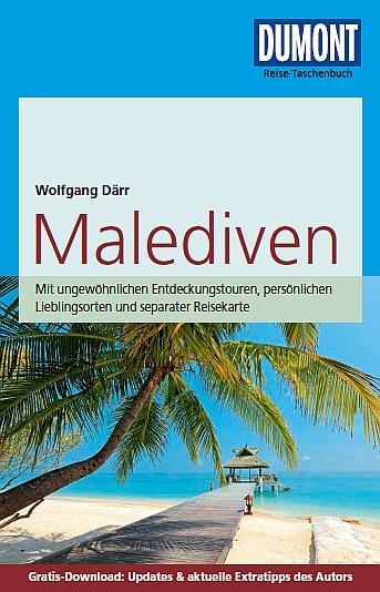 Dumont - Reise-Taschenbuch - Malediven