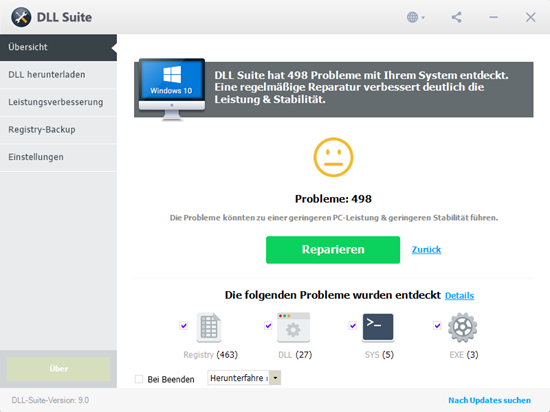 download DLL Suite 9.0.0.2259 Final