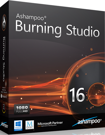 download Ashampoo Burning Studio 16.0.2 Final