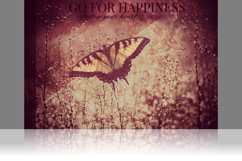 Go for Happiness