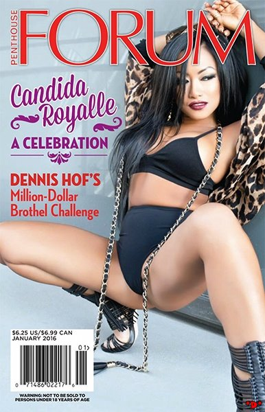 Penthouse Forum #1 (january 2016)