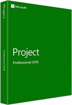 Windows Microsoft Project 2016 Professional