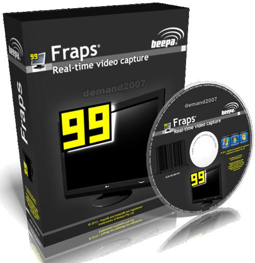 download Fraps 3.5.99 Build 15618 Retail Final