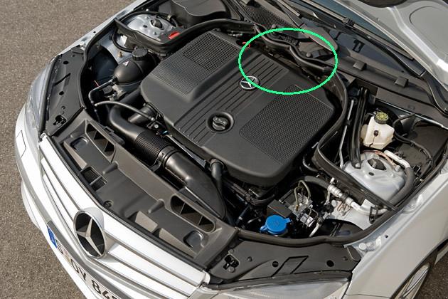 Fusible Pompe A Essence Sur Mercedes W