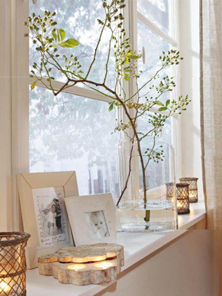 Fensterbänke gestalten - Seite 2 - Habt ihr vielleicht schöne Bilder ...