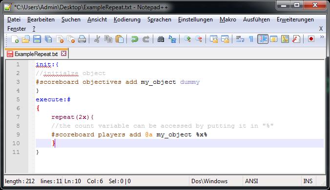 dummy access code