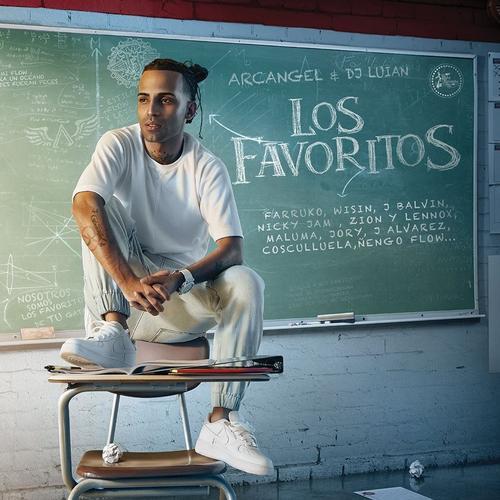 w4pjqijl - Arcangel Y Dj Luian – Los Favoritos - (2015)