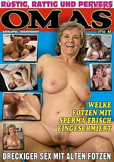 Omas - Rustig Rattig Und Pervers Cover