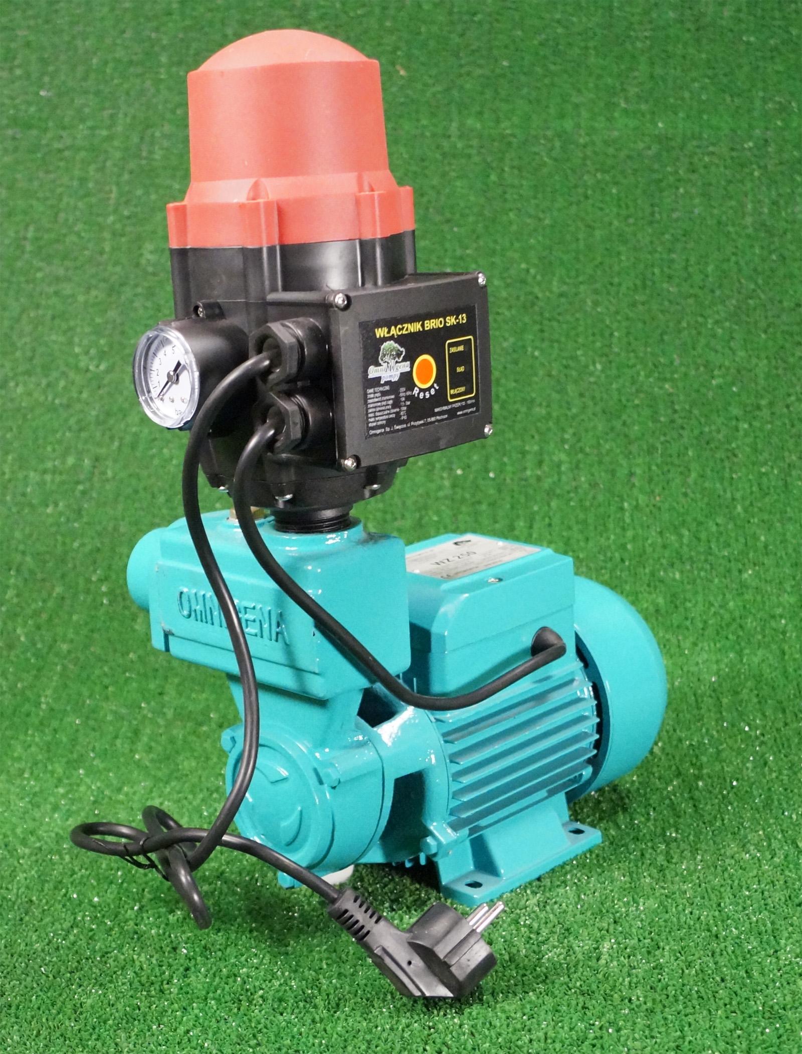 hauswasserautomat 250w mit gardenpumpe hauswasserwerk wasserpumpe pumpe 14 ebay. Black Bedroom Furniture Sets. Home Design Ideas
