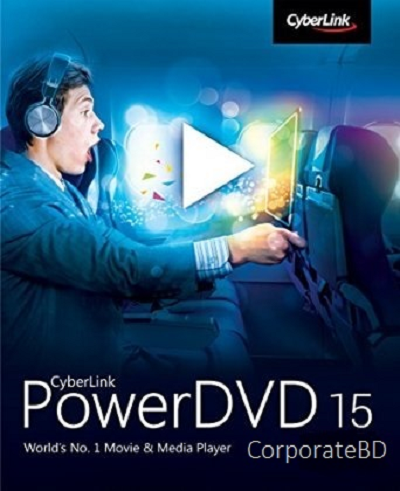 download CyberLink PowerDVD Corporate BD 15.0.2211.58 Final