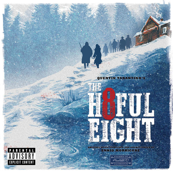 The Hateful Eight (OST) (2015)