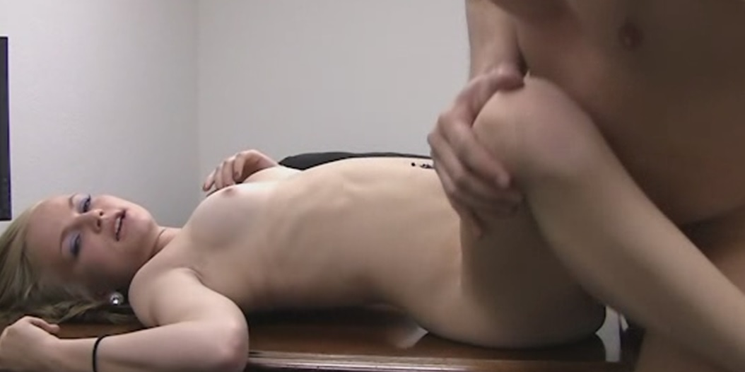 Cnxp5soi in Casting Couch 34 - Schönes Teen und der erste Pornodreh